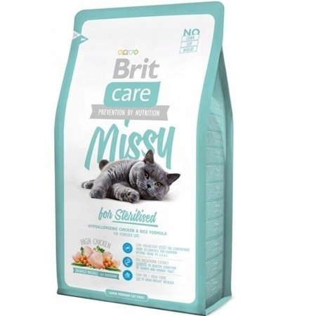 BRIT Care Cat Missy for Sterilised 7kg